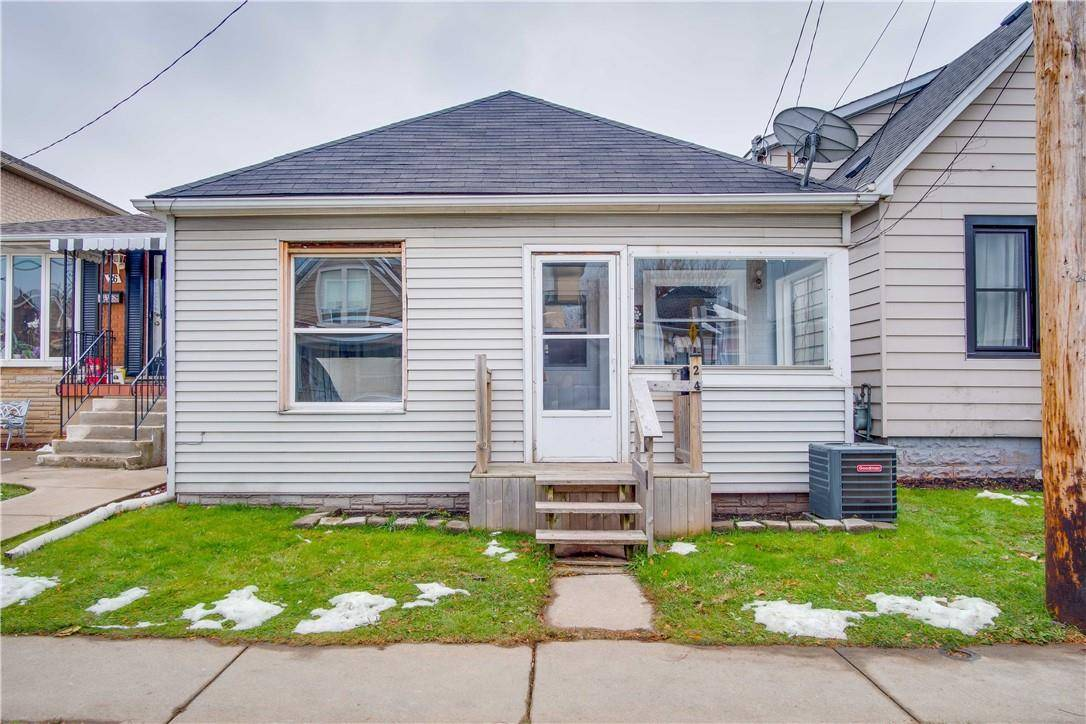 House for sale at 24 Vansitmart Ave Hamilton Ontario - MLS: H4068226