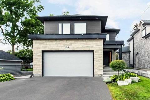 House for sale at 24 Varcoe Rd Clarington Ontario - MLS: E4574969