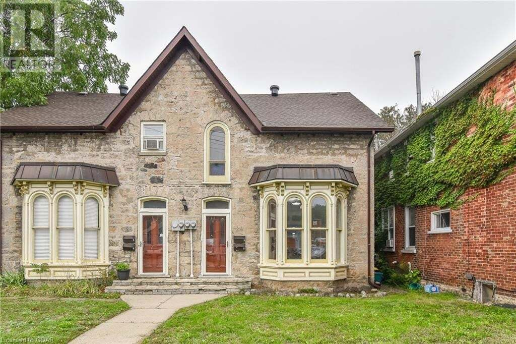 Townhouse for sale at 24 Veterans Wy Cambridge Ontario - MLS: 40018383