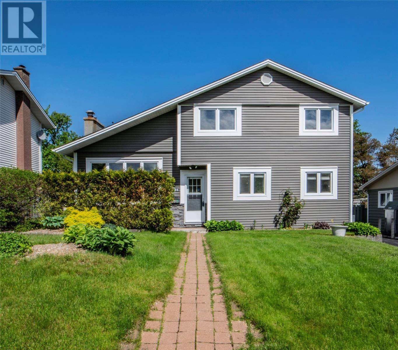 House for sale at 24 Warren Pl St. John's Newfoundland - MLS: 1200684