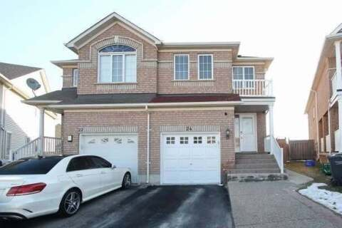 Townhouse for sale at 24 Weather Vane Ln Brampton Ontario - MLS: W4772137