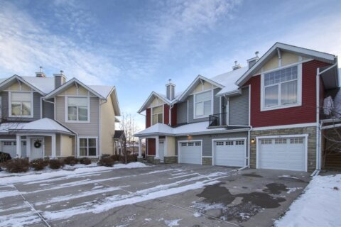 Townhouse for sale at 24 West Springs Ln SW Calgary Alberta - MLS: A1050646