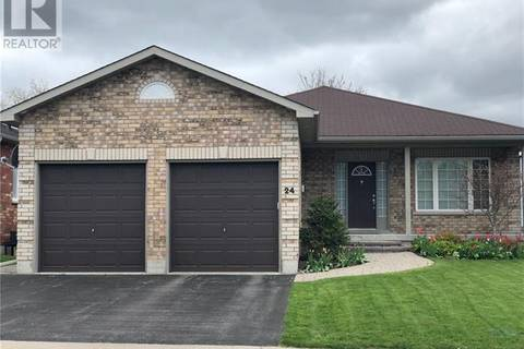 House for sale at 24 Wildflower Ct Barrie Ontario - MLS: 30740018