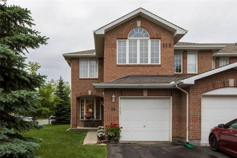 Townhouse for sale at 24 Woliston Cres Ottawa Ontario - MLS: 1157874