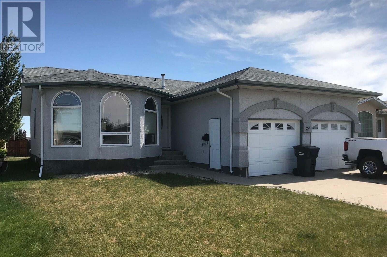 House for sale at 24 Wynn Pl Yorkton Saskatchewan - MLS: SK813941