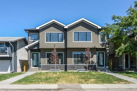 Townhouse for sale at 240 23 Ave Northwest Calgary Alberta - MLS: C4254435
