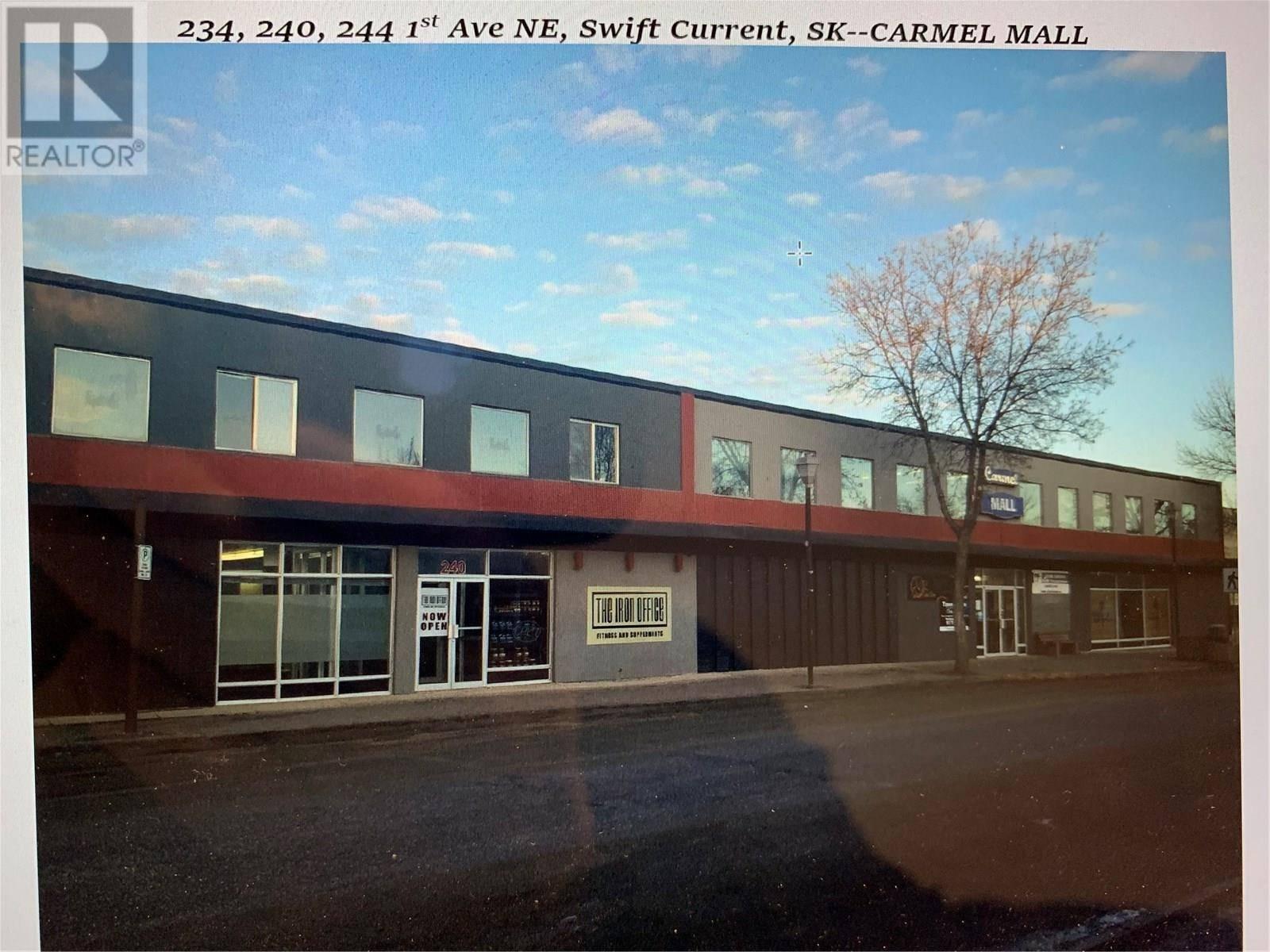 Home for sale at 244 1st Ave Ne Unit 240 Swift Current Saskatchewan - MLS: SK795275