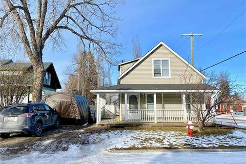 House for sale at 240 4 Ave Southeast High River Alberta - MLS: C4286054