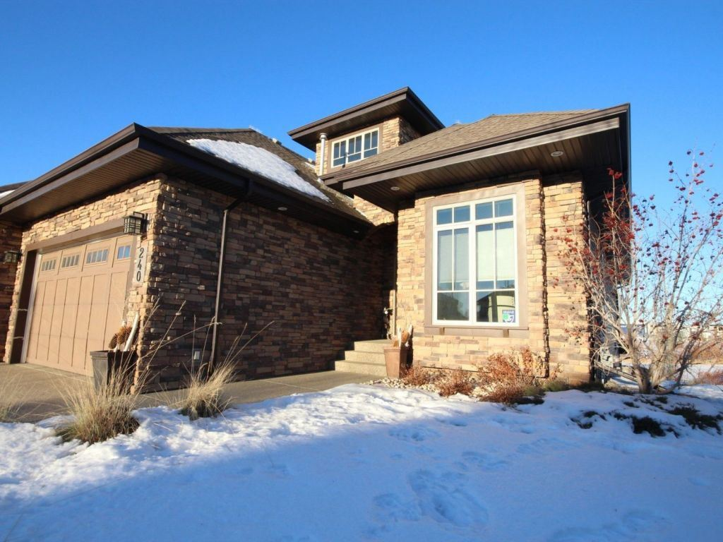 For Sale: 240 Ambleside Drive, Edmonton, AB | 3 Bed, 3 Bath Townhouse for $759,000. See 19 photos!
