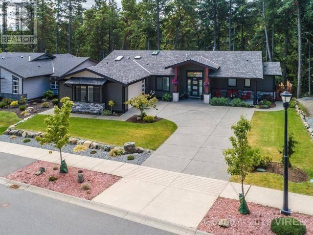House for sale at 240 Crestline Te Nanaimo British Columbia - MLS: 456900
