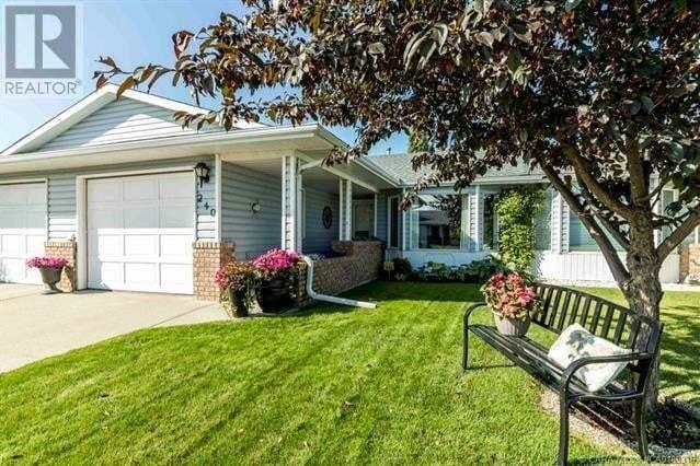 Townhouse for sale at 240 Ebert Cs Red Deer Alberta - MLS: CA0189319