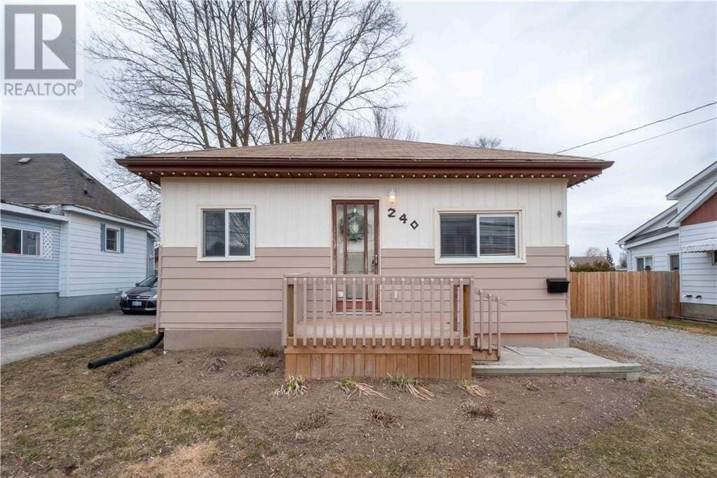 House for sale at 240 Elizabeth St Midland Ontario - MLS: 30800731