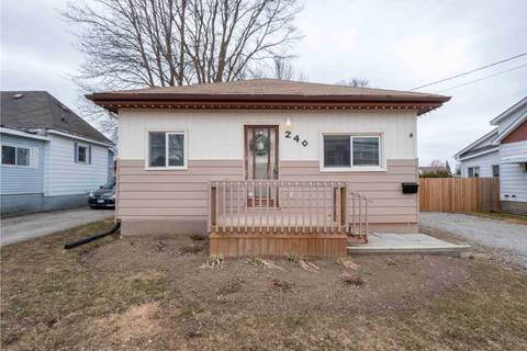 House for sale at 240 Elizabeth St Midland Ontario - MLS: S4734553