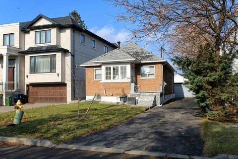 House for sale at 240 Ellerslie Ave Toronto Ontario - MLS: C4642901
