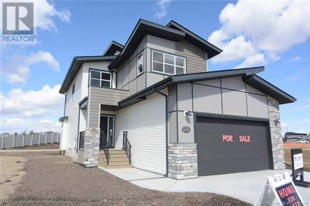 House for sale at 240 Emerald Dr Red Deer Alberta - MLS: ca0194050
