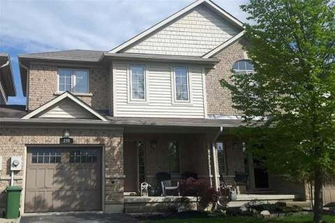 Townhouse for sale at 240 Fall Fair Wy Hamilton Ontario - MLS: X4770429
