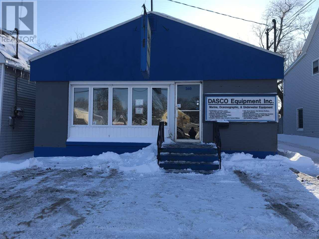 Commercial property for sale at 240 Fitzroy St Charlottetown Prince Edward Island - MLS: 202001259