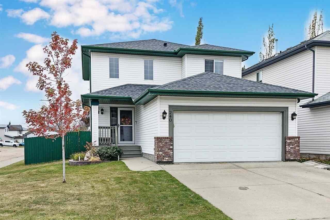 House for sale at 240 Foxboro Co Sherwood Park Alberta - MLS: E4218298