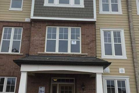 Townhouse for rent at 240 Horold Dent Tr Oakville Ontario - MLS: W4405854