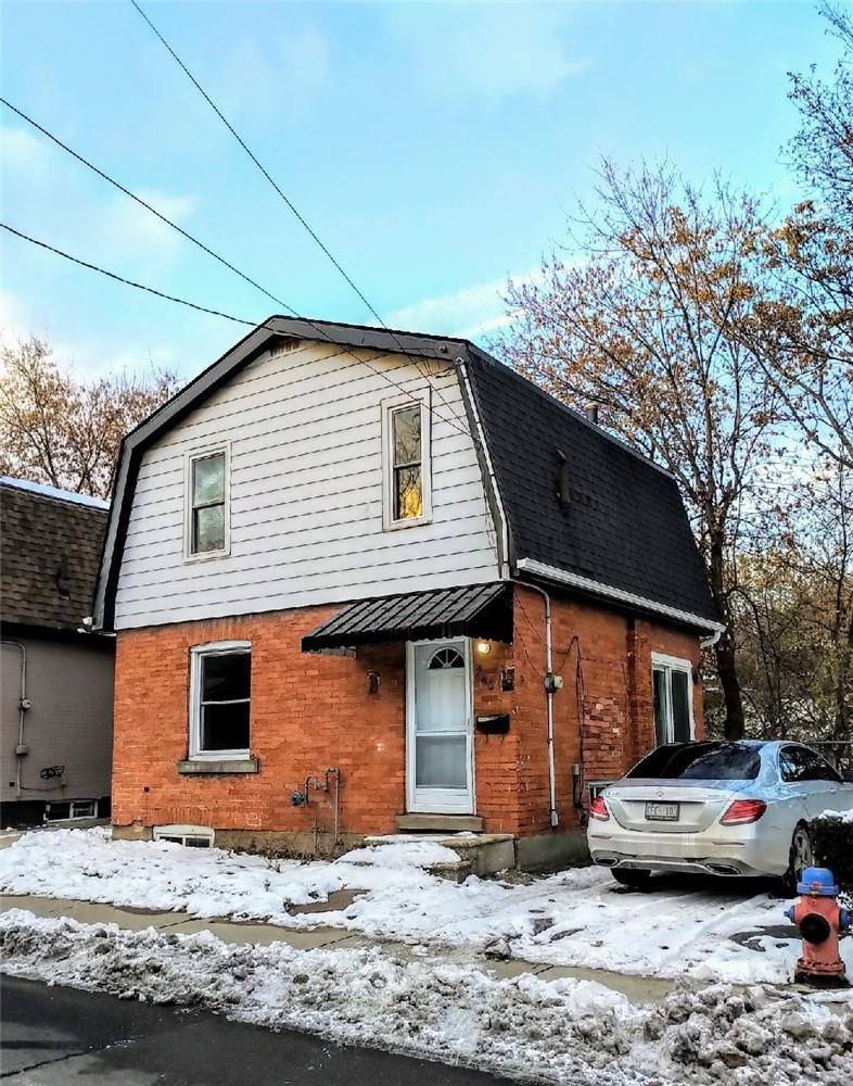 House for rent at 240 Hunter St W Hamilton Ontario - MLS: H4068199