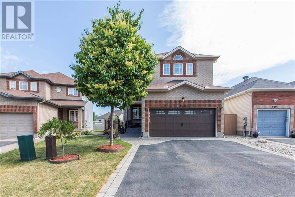 House for sale at 240 Kiwanis Ct Ottawa Ontario - MLS: 1178029