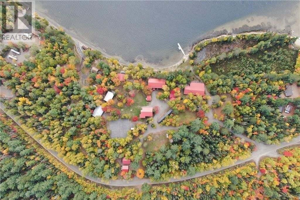 Home for sale at 240 Kukagami Lake Rd Wahnapitae Ontario - MLS: 2087130