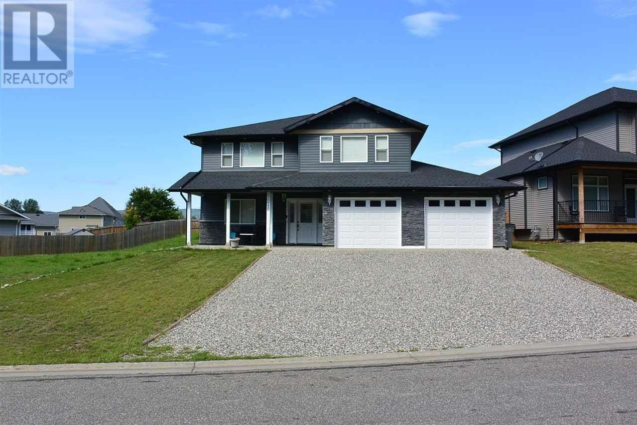 House for sale at 240 Nickel Ridge Ave Quesnel British Columbia - MLS: R2480045