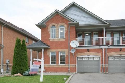 Townhouse for sale at 240 Old Colony Rd Richmond Hill Ontario - MLS: N4597416