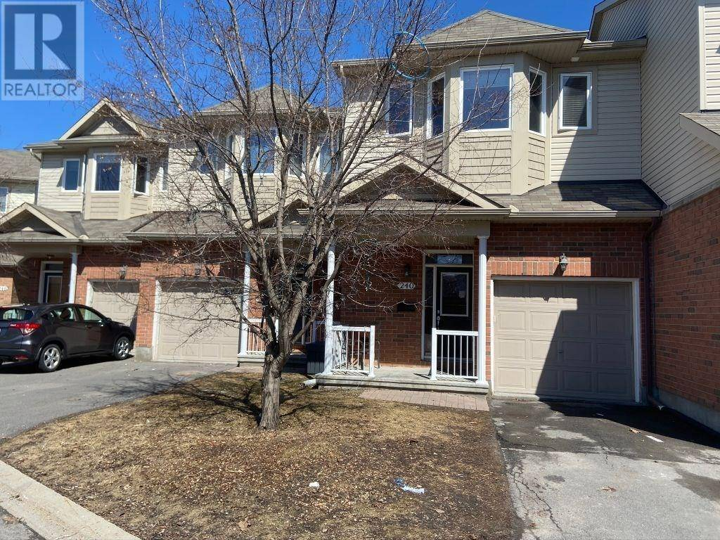 Townhouse for sale at 240 Parkrose Pt Orleans Ontario - MLS: 1188080