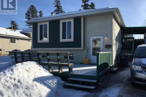 House for sale at 240 Peace River Cres Tumbler Ridge British Columbia - MLS: 176437