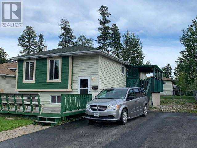 House for sale at 240 Peace River Cres Tumbler Ridge British Columbia - MLS: 180216