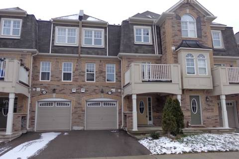Townhouse for rent at 240 Septimus Hts Milton Ontario - MLS: W4667064