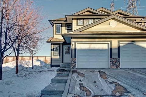 Townhouse for sale at 240 Stonemere Pl Chestermere Alberta - MLS: C4229860