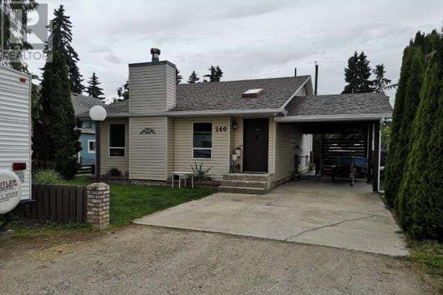 House for sale at 240 Willow Street  Chase British Columbia - MLS: 156873
