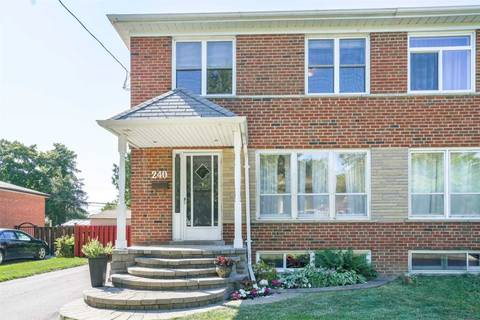 Townhouse for sale at 240 Zelda Cres Richmond Hill Ontario - MLS: N4547282