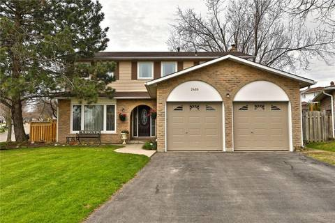 House for sale at 2400 Plymouth Ct Burlington Ontario - MLS: H4052268