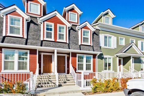 Townhouse for sale at 2400 Ravenswood Vw SE Airdrie Alberta - MLS: A1040263