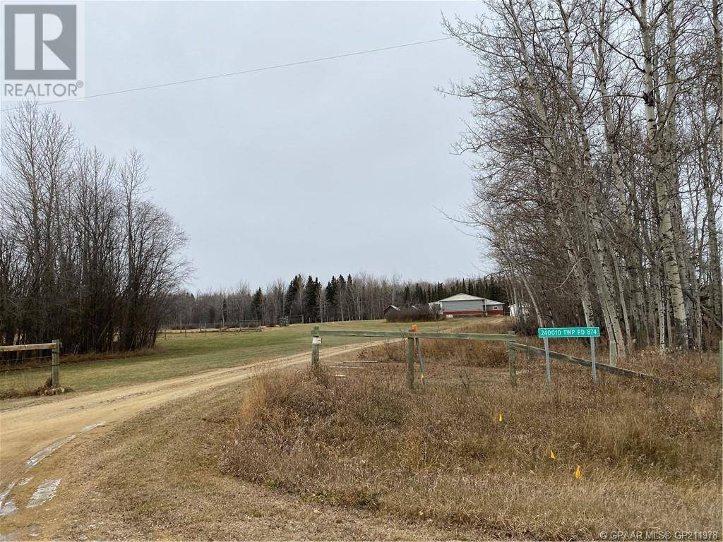 Residential property for sale at 240010 Township Road 874  Northern Lights, Countyof Alberta - MLS: GP211978