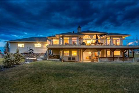 House for sale at 240043 186 Ave West Rural Foothills County Alberta - MLS: C4285682