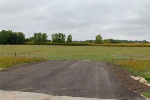 Residential property for sale at 240094 Rge Rd 32  Rural Rocky View County Alberta - MLS: A1033905