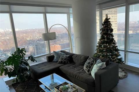 Apartment for rent at 1 Bloor St Unit 2401 Toronto Ontario - MLS: C4648980