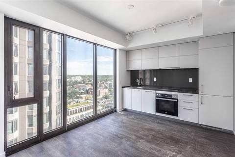 Apartment for rent at 188 Cumberland St Unit 2401 Toronto Ontario - MLS: C4575497