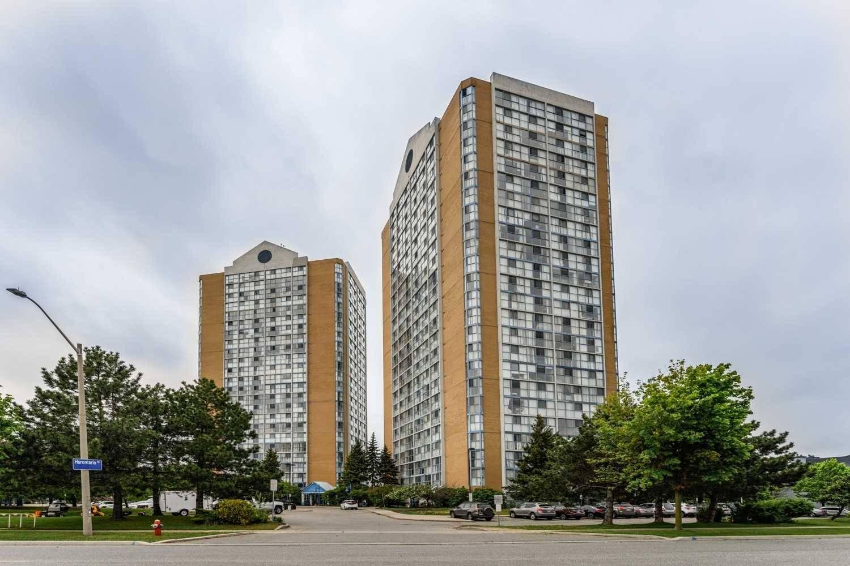 Anaheim Towers Condos: 25 Trailwood Drive, Mississauga, ON