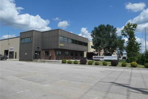Commercial property for lease at 2401 Royal Windsor Dr Oakville Ontario - MLS: W4386158