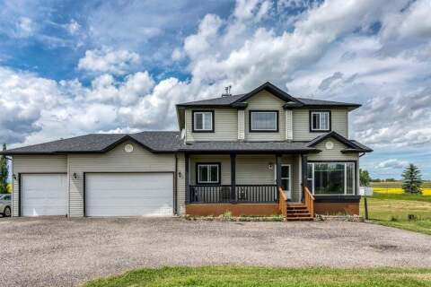 House for sale at 240127 Paradise Meadow Dr Rural Rocky View County Alberta - MLS: A1017647