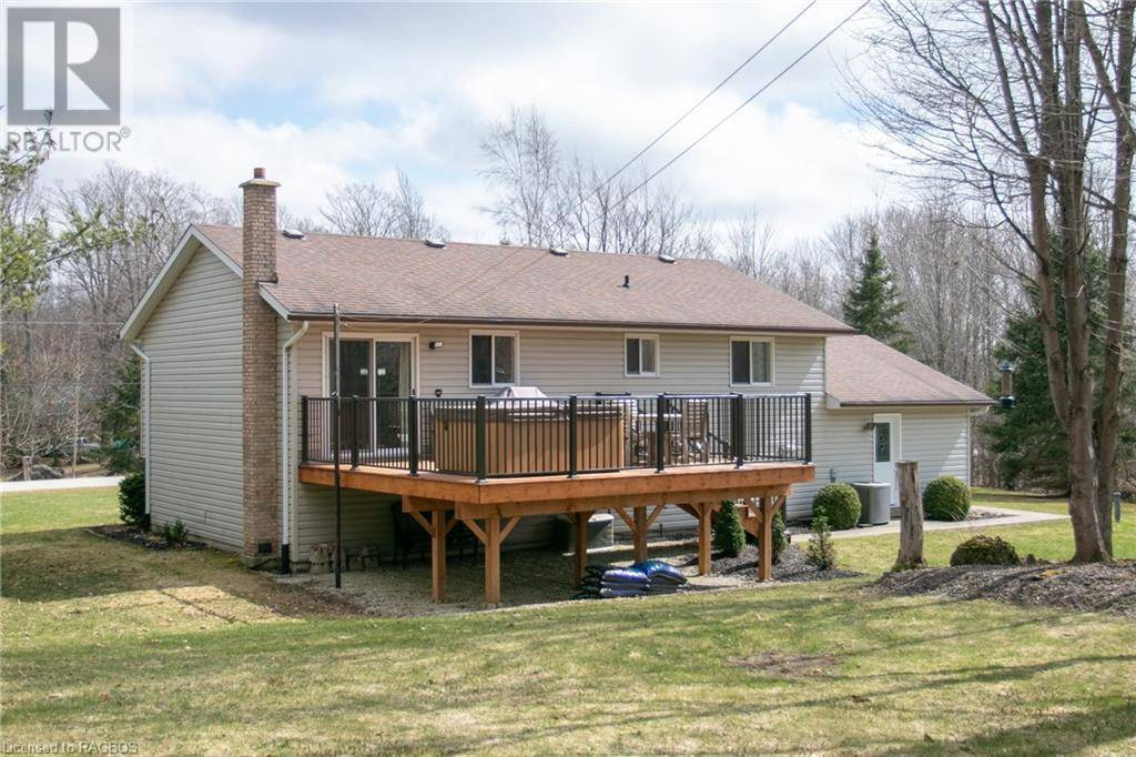 House for sale at 240135 Wilcox Sideroad Georgian Bluffs Ontario - MLS: 257507
