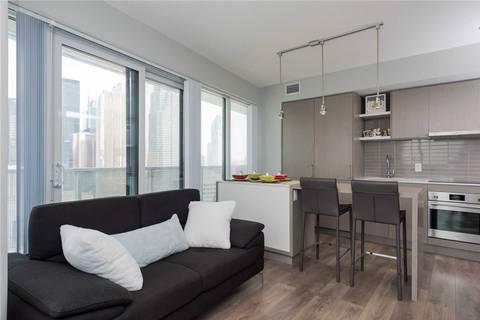 Apartment for rent at 100 Harbour St Unit 2402 Toronto Ontario - MLS: C4635509