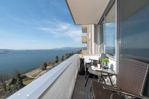 Condo for sale at 2055 Pendrell St Unit 2402 Vancouver British Columbia - MLS: R2359538