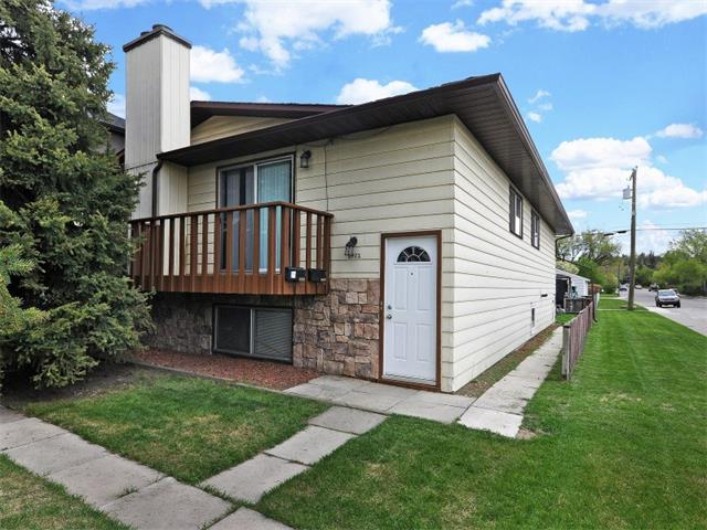 For Sale: 2402 3 Avenue Northwest, Calgary, AB | 5 Bed, 2 Bath Townhouse for $449,900. See 25 photos!