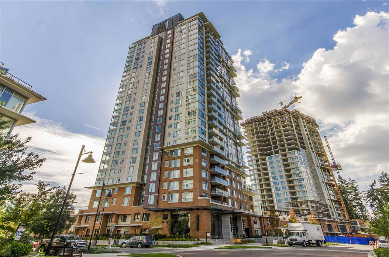 Sold: 2402 - 3100 Windsor Gate, Coquitlam, BC